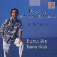 Music Of Puccini, Catalani, Ponchielli: Muti / Sacala.po