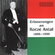Kocze Antal(Vn)& His Gypsy Band