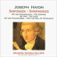 Symphonies: Menarelli / O Sinfonia Dell'arte