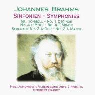 Symphonies: Brandt / Philharmonische Vereinigung Arte Sinfonica