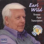 アール・ワイルド−ヴィルトゥオーゾ・ピアノ・トランスクリプションズ アール・ワイルド