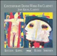 Contemporary Danish Works Forclarinet: Kruse