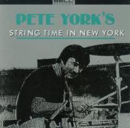 String Time In New York