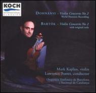 Violin Concertos.2 / 2: Kaplan, Foster / Barcelona.so