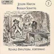 ハイドン(1732-1809)/Complete Piano Sonatas Vol.2 53-58: Brautigam(Fp)