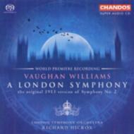 ロンドン交響曲(原典版) ヒコックス&ロンドン交響楽団