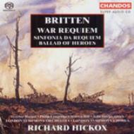 ブリテン:戦争レクィエム、シンフォニア・ダ・レクィエム/ロンドン交響楽団