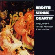 Works For String Quartet: Arditti Q +sorensen: Works For String Quartet
