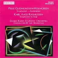 Symphony Antiphony / Symphony Intime: Segerstam / Danish National.so