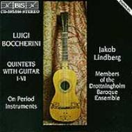 Guitar Quintet.1-6: Lindberg, Etc