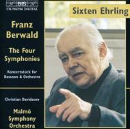 Comp.symphonies: Ehrling / Malmo.so