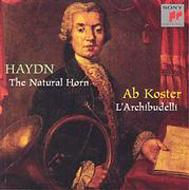Works With Natural Horn: Koster, L'archibudelli
