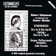 (Mahler)sym.1, 2: Ceccato / Bergen.po