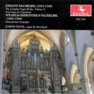 Complete Organ Works Vol.11: Payne