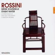 Messe Solennelle, Stabat Mater: Spering / Neue Orchester