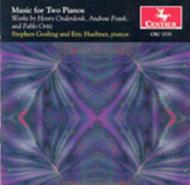 Music For 2pianos: Stephen Gosling & Eric Huebner(P)