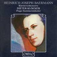 Clarinet Concerto, Concertino, Etc: Klocker(Cl)lajcik / Prague.co