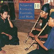 Music Of Indonesia -Sulawesifestivals Funerals And
