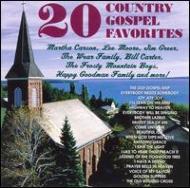 20 Country Gospel Favorites
