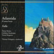 La Atrantida: Schippers / Teatroalla Scala +el Amor Brujo: Argenta