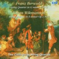 String Quartet: Chilingirian.sq+wikmanson