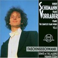 Complete Piano Works Vol.5: Vorraber