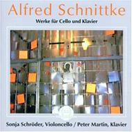 Works For Cello & Piano: S.schroder(Vc)martin(P)