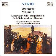 <オペラ序曲全集Vol.1>海賊/椿姫/アイーダ モランディ/ハンガリー国立オペラオーケストラ