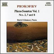 ピアノソナタ全集Vol.1 グレムザー