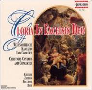Christmas Cantatas, Concertos