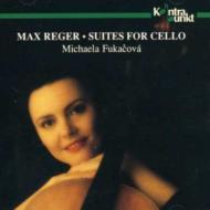 Suite For Cello.1-3: Fukacova