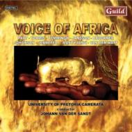 Voice Of Africa: Sandt / Univ Of Pretoria Camerata Cho