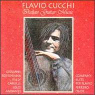 Italian Guitar Music: Flavio Cucchi