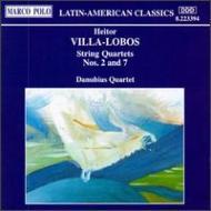 String Quartet, 2, 7, : Danubius Q