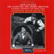 The Excursions Of Mr.broucek: Keilberth / Bavarian State Opera