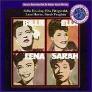 Billie, Ella, Lena, Sarah!