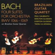 (Guitar Quartet)orch.suites.1-4: Brazilian Guitar Quartet