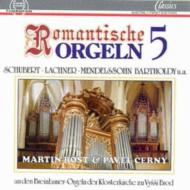 Martin Rost Romantic Organ Music Vol.5