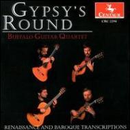 Gypsy's Round Renaissance & Baroque Tanscriptions