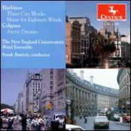 作品集: The New England Conservatory Wind Ensemble