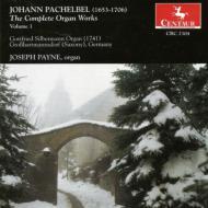 Complete Organ Works Vol.1: Payne