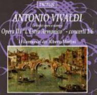 ヴィヴァルディ:「調和の霊感」 Op.3No.1 -6 マルティーニ/イ・フィラルモニチ