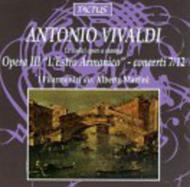 ヴィヴァルディ:「調和の霊感」 Op.3No.7 12 マルティーニ/イ・フィラルモニチ