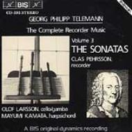 Recorder Music.3: Pehrsson, Etc