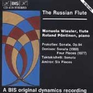 Russian Flute: Wiesler / Pontinen