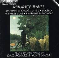 (2 Pianos)borero, Mamere L'oye: Achatz, Nagai