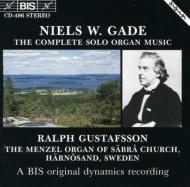 Comp.solo Organ Music: Gustafsson