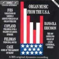 Organ Music: Ericsson