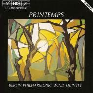 Berlin Philharmonic Wind Quintet Printemps