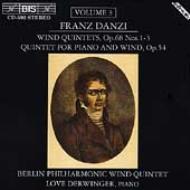 Wind Quintets Op.68: Berlin Philharmonic Wind Quintet, Derwinger